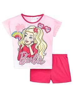 barbie-girls-shorty-pyjamas