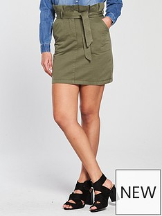 v-by-very-paperbag-waist-skirt