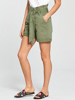 v-by-very-paper-bag-waist-short