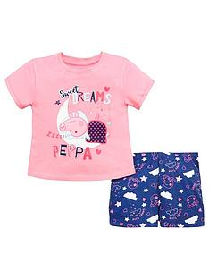 peppa-pig-girls-shorty-pyjamas