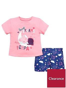 peppa-pig-girls-shorty-pyjamas