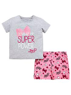 jojo-siwa-girls-shorty-pyjamas