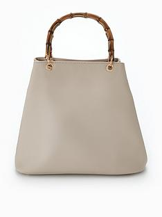 v-by-very-bamboo-handle-large-slouch-bagnbsp--grey