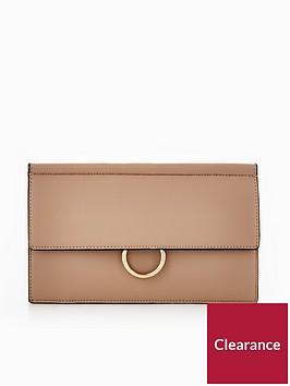 v-by-very-circle-detail-clutch-bag