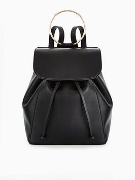 v-by-very-circle-detail-backpack
