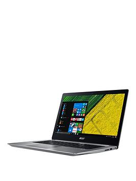 Acer Swift 3 Intel Core I5 8Gb Ram 256Gb Ssd 14In Laptop Silver - Laptop With Microsoft Office 365 Home
