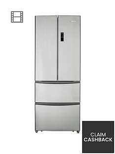 hoover-hmn7182ixk1-70cm-american-style-frost-free-fridge-freezer-stainless-steel