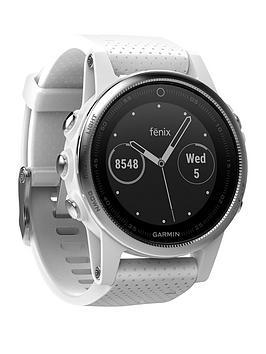 garmin-fenix-5snbspgpsnbspmultisport-watch--nbspcarrara-white