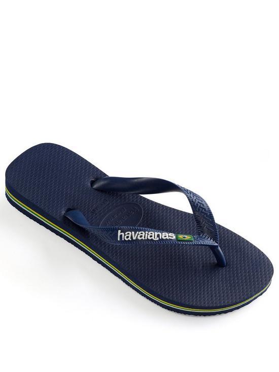 770c7587e97a55 Havaianas Brasil Logo Flip Flop