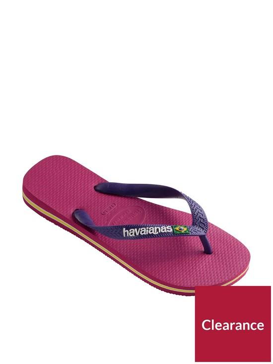 01bf088880e05d Havaianas Brazil Logo Flip Flop