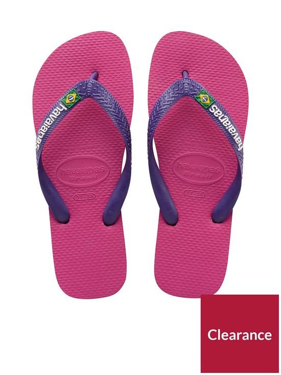 657036ef2dcd90 ... Havaianas Brazil Logo Flip Flop. View larger