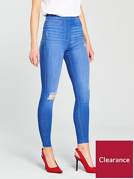 v-by-very-charley-high-rise-side-zip-jeggingsnbsp--bright-bluenbsp