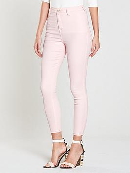 V By Very Addison High Waisted Super Skinny Jean
