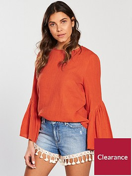v-by-very-volume-sleeve-top