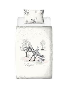 bambi-christmas-single-duvet-cover-set