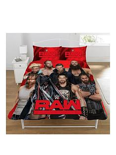 wwe-raw-vs-smackdownnbspduvet-cover-set