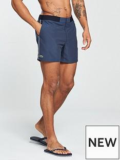 lacoste-sportswear-striped-swim-shorts