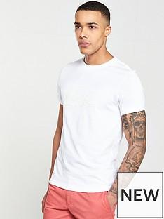 lacoste-sport-fluoro-logo-t-shirt