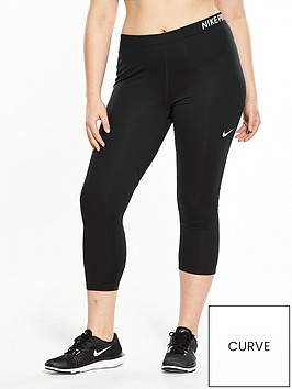 nike-nike-training-pro-capri-plus-size-blacknbsp