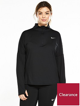 nike-running-dry-element-14-zip-top-plus-size-blacknbsp