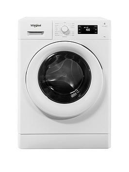 whirlpool-freshcarenbspfwg81496wnbsp8kg-load-1400-spin-6th-sense-washing-machine-white