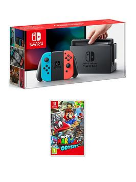 nintendo-switch-console-with-super-mario-odyssey