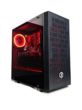 cyberpower-precision-1070-pro-intel-core-i5nbsp16gb-ramnbsp1tb-hard-drive-amp-120gb-ssd-red-leds-gaming-pc-withnbspgeforce-gtx-1070-8gbnbspgraphics