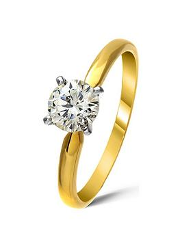love-diamond-18-carat-yellow-gold-certified-1-carat-diamond-solitaire-ring