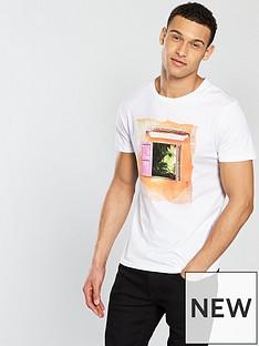 boss-orange-graphic-print-t-shirt