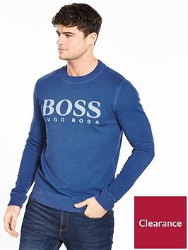 boss-logo-crew-sweat