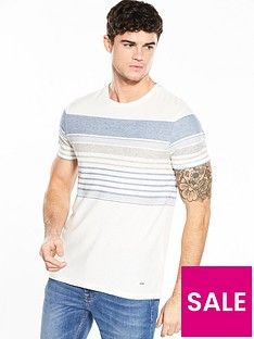 boss-orange-stripe-pique-t-shirt