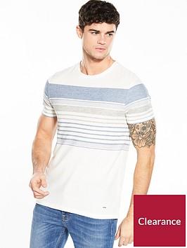 boss-stripe-pique-t-shirt