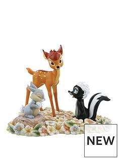 enchanting-disney-enchanting-disney-pretty-flower-bambi-thumper-amp-flower