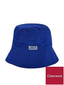 boss-boys-reversible-logo-bucket-sunhat
