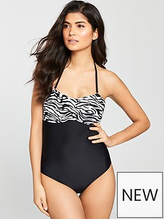 v-by-very-twist-bandeau-swimsuit