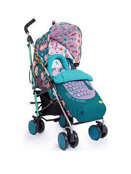 Cosatto Supa Stroller - Mini Mermaids - Exclusive Design