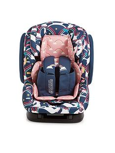 Cosatto Hug Group 123 Isofix Car Seat - Magic Unicorns