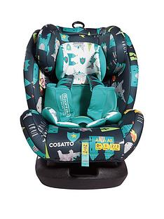 Cosatto All in All Group 0+123 ISOFIX Car Seat – Dragon Kingdom