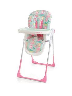 Cosatto Noodle Supa Highchair Mini Mermaids Best Price and Cheapest