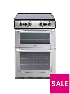 belling-bel-enfield-e552nbsp55cm-electric-ceramic-double-oven-silver