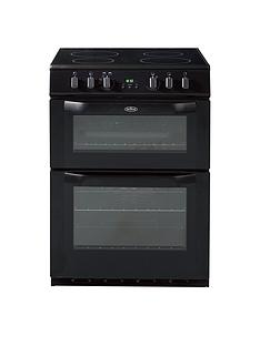belling-bel-fse-60-dop-60cm-electric-ceramic-double-oven-black