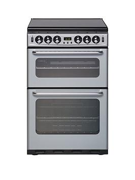 new-world-550tsidom-55cm-wide-double-oven-gas-cooker-silver