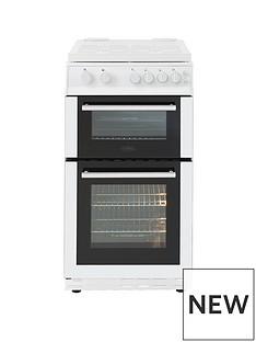 belling-bel-fs50gdol-50cm-gas-double-oven-white
