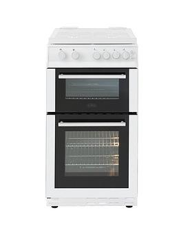 belling-bel-fs50gdol-50cm-gas-double-oven-white