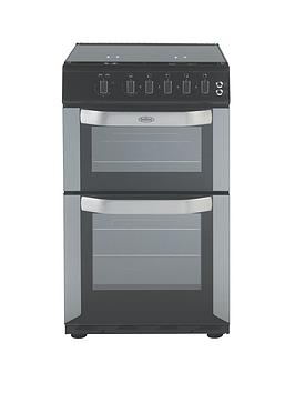 belling-fsg50do-50cmnbspwidenbspgas-double-oven-silver