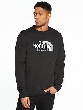 the-north-face-drew-peak-crew-black