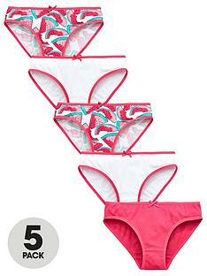 v-by-very-5-pk-watermelon-knickers