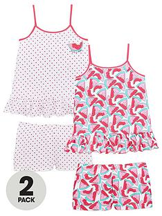 v-by-very-2-pk-watermelon-frill-pj-set