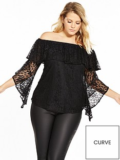 1a879a6c Bardot Tops | Off the Shoulder Tops | Very.co.uk