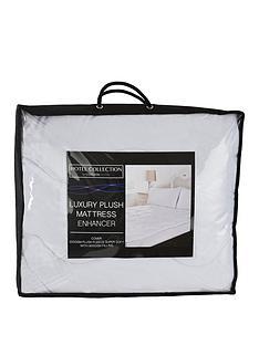 ideal-home-luxury-4-cm-plush-like-down-mattress-topper